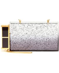 Tom Ford Boxclutch - Lila