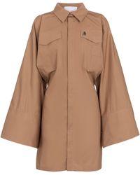 The Attico - Robe Dakota en coton - Lyst