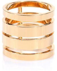 Repossi Anello Berbere Module 4 in oro giallo 18kt - Metallizzato