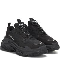 Balenciaga Sneakers Triple S - Nero
