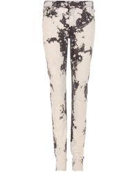 Gucci - Bleached Denim Jeans - Lyst