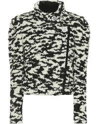 Isabel Marant Veste Daphne en laine - Noir