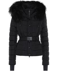 3 MONCLER GRENOBLE Beverley Fur-trimmed Ski Jacket - Black