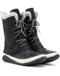 Sorel - Out 'n About Plus Tall Boots - Lyst
