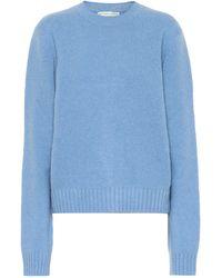 Bottega Veneta Wool Jumper - Blue