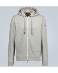 Moncler Genius 2 Moncler 1952 Hooded Sweatshirt - Grey