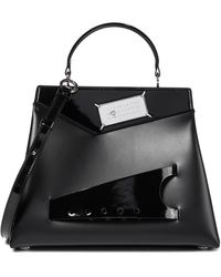 Maison Margiela - Snatched Large Leather Shoulder Bag - Lyst