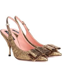 online store multiple colors outlet store sale Rochas Heels for Women - Up to 78% off at Lyst.com