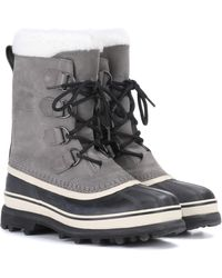 Sorel Ankle Boots - Grey