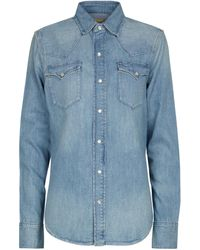 Polo Ralph Lauren Camicia di jeans - Blu