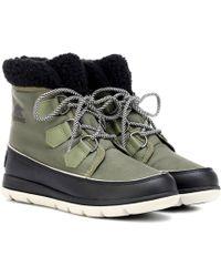 Sorel - Explorer Carnival Rubber Boots - Lyst