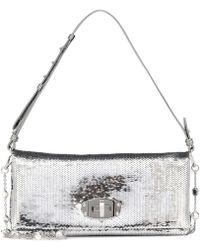 Miu Miu - Sequined Shoulder Bag - Lyst