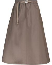 Nike Acg Trail Maxi Skirt - Grey