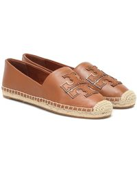 Tory Burch INES ESPADRILLE - Rosso