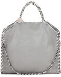 d94a6671f374 Stella Mccartney Beckett Medium Shoulder Bag in Red - Lyst