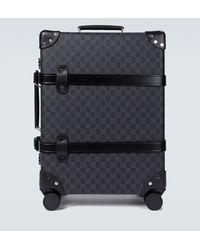 Gucci Koffer aus GG Supreme - Schwarz