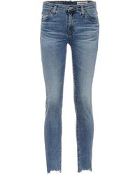 AG Jeans Jeans skinny The Prima Ankle - Azul