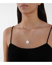 Alighieri The Medium Snow Lion Sterling Silver Necklace - Metallic