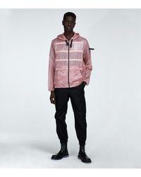 Moncler Genius 5 MONCLER CRAIG GREEN chaqueta - Rosa