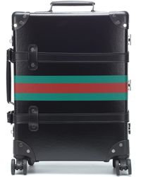 Gucci X Globe-trotter Carry-on Suitcase - Multicolour