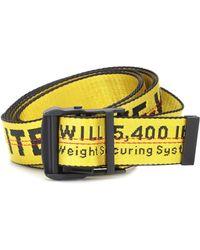 Off-White c/o Virgil Abloh - Mini Industrial Belt - Lyst