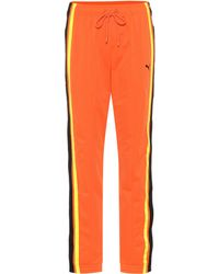 Fenty Tearaway Joggers - Orange
