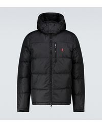 Polo Ralph Lauren - Jacke aus Tech-Material - Lyst