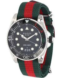 Gucci - Dive Xl Watch - Lyst