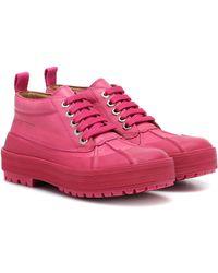 Jacquemus Les Meuniers Sneakers - Pink