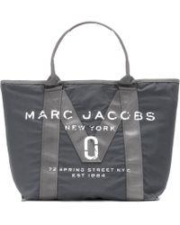 Marc Jacobs - Printed Tote Bag - Lyst