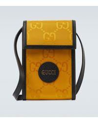Gucci Off The Grid Wallet Bag - Metallic
