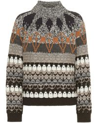 Stella McCartney Wool-blend Sweater - Multicolor