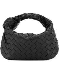 Bottega Veneta Mini Jodie Shoulder Bag - Black