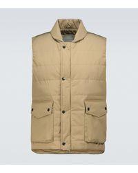 Mackintosh Henting Vest - Natural