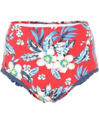 Diane von Furstenberg - Braga de bikini de tiro alto - Lyst