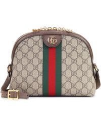 Gucci Small Ophidia GG Shoulder Bag - Multicolour