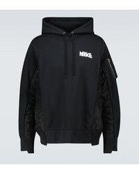 Nike Felpa con cappuccio U NRG RH - Nero