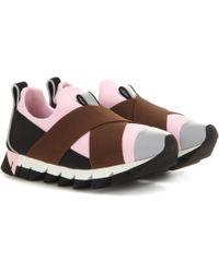 Dolce & Gabbana | Slip-on Sneakers | Lyst