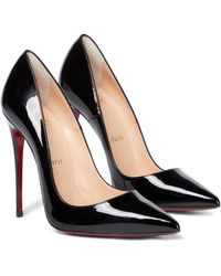 Christian Louboutin - So Kate 120 Patent Leather Pumps - Lyst