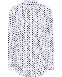 Equipment - Signature Printed Silk Shirt - Lyst
