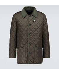 Mackintosh Waverly Nylon Jacket - Green
