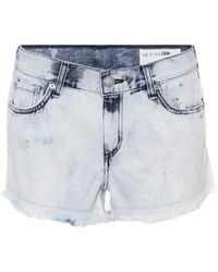 Rag & Bone - Denim Cut-off Shorts - Lyst
