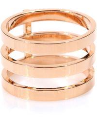 Repossi Ring Berbere aus 18kt Roségold - Mettallic