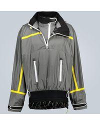 Givenchy Technical Windbreaker - Grey