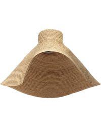 Jacquemus Le Grand Chapeau Valensole Hat - Natural