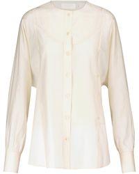 Low Classic Camicia - Bianco
