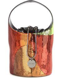 Tom Ford - Mini Miranda Sequin Bucket Bag - Lyst