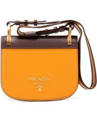 prada black tote bag nylon - Prada Gym Bag in Pink (PINK & PURPLE) | Lyst