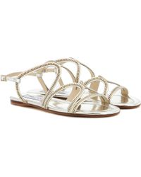 Jimmy Choo - Sandals - Lyst
