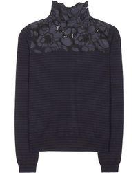 Dorothee Schumacher - The Fresh Factor Silk And Cashmere-blend Sweater - Lyst